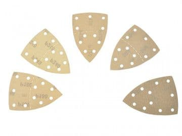 Assorted Sanding Sheets Suitable for Paint FMS200 (Pack 10)